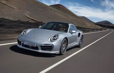 Prosche has today unveiled the new 2013 911 Turbo to celebrate 40 years of Turbo with new 'Type 911' generation 911 Turbo and Turbo S. The new Porsche 911 Turbo gets a twin-turbocharged engine, 4WD and rear-wheel drive steering, and priced at Rs £118,349. Porsche continues to be the only car maker to offer twin turbochargers with variable turbine geometry on a petrol engine. #ProscheCars