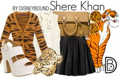 Disney Bound - Shere Khan