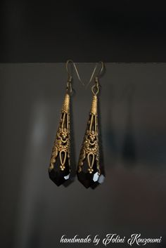 gothic earrings
