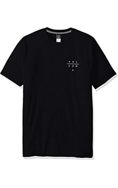 Volcom Solid Military Mens Shortsleeve Tee
