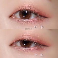 Korea Eyes Make Up #Ulzzang #Akiwarinda