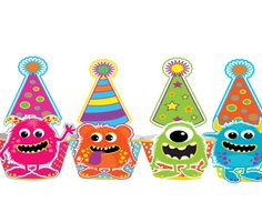 Planning a an amazing little monster birthday bash? You can put it together easily with our cute, adorable and even huggable monster designs! Your little monsters will enjoy a colorful party with plenty of coordinating party supplies featuring our fun and happy monsters WHAT YOU GET This listing is for 2 PDF files with: * 4 Topper & Wrapper Designs […]