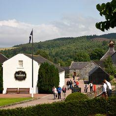 Ten of the Best Distilleries in Scotland #FWx