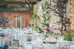 First wedding we held in the Tithe Barn after renovations.