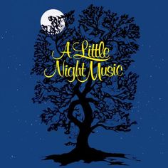 a little night music - JUST SAW LYRIC THEATRE'S PRODUCTION OF THIS AND IT WAS GREAT! LOVE SONDHIEM