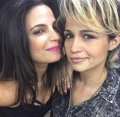 Bafão! Nanda Costa dá resposta sobre suposto caso com Emanuelle Araújo