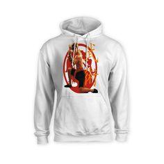 Mortal Kombat Inspired Johnny Cage Dragon Art Unisex Hoodie