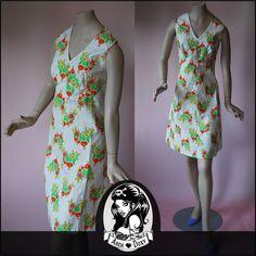 Ending Tonight! Vintage 1960s MOD Shift Printed Twiggy Scooter Dress.     http://www.ebay.co.uk/itm/Vintage-1960s-Carnaby-St-MOD-Shift-Printed-Empire-Twiggy-Scooter-Mini-Dress-UK14-/371537019887