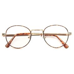 e8b76b5348cbc Round Clear Glasses   Finley Vintage Thin Super Dark Sun Sensor Clear  Glasses   BleuDame.com