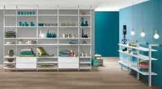 Große Bibliotheken Für Moderne Wohnzimmer