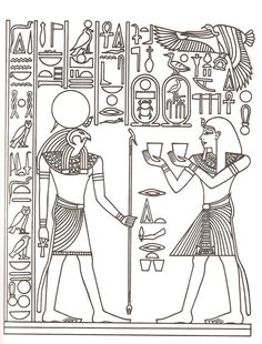 Para niños - AEDE Web Ancient Egypt For Kids, Ancient Art, Egyptian Drawings, Egyptian Party, Pyramids Egypt, Art Through The Ages, Egyptian Symbols, 3d Laser, Art Plastique