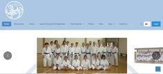 Greece Shotokan Karate new website. With event enrollment
