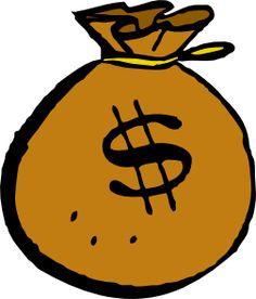 royalty free rf clipart illustration of an obsessed money bag rh pinterest co uk