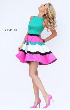 Sherri Hill 50355                                                                                                                                                                                 Más
