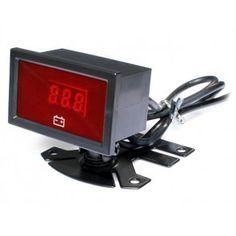 INDICATORE NUMERO DI GIRI 2 pollici STRUMENTO COMPLEMENTARE INDICATORE DIGITALE NUOVO Digital Alarm Clock