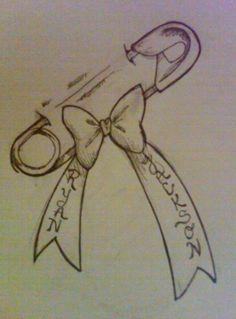 Bow pin