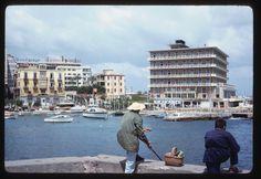 Hotel St. George - #Beirut [1965]   Copyright Charles W. Cushman