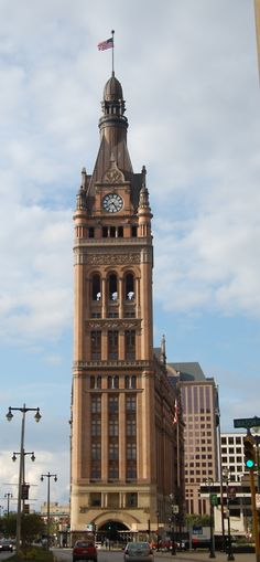 Milwaukee City Hall - one of my favorite buildings in Milwaukee.