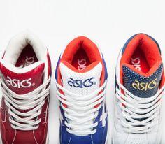 best cheap 85cc8 16c4e ASICS Gel-Spotlyte Thomas Shoes, Gel Lyte, Asics, Shoe Closet, Shoe