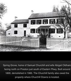 See pic for details Old Images, Old Pictures, Old Photos, Spring Grove, Churchill Downs, Louisville Kentucky, Best Memories, Historical Photos, Revolution