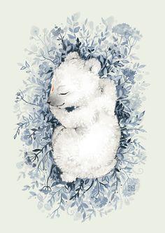 (via Pinzellades al món: Bona nit, a dormir / Buenas noches, a dormir / Good night, to bed)
