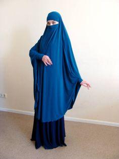 Transformer turquoise Khimar, niqab transformer,turquoise niqab, green nikab, traditional hijab,ready to wear hijab, long hijab,burqa, abaya