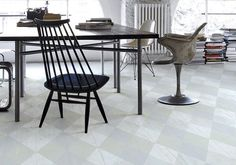ceramic tile- Prescott Herlequin Diamond from Porcelain Wood