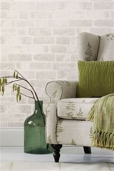 Living room inspiration - Buy Wallpaper from the Next UK online shop