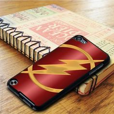 The Flash iPod 6 Touch Case