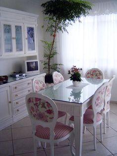 Doce de Menina: Fotos: Salas de Jantar...