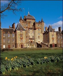 Thirlestane Castle in the Scottish Borders is like a real life fairy castle Scotland Castles, Scottish Castles, Scotland Culture, Dream Mansion, Scotland Travel, Beautiful Buildings, Historic Homes, Great Places, Family Travel