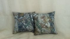 Realtree camo pillows