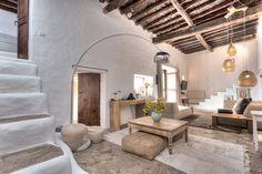 5 bedroom villa in San Lorenzo (Sant Llorenc), Sant Joan de Labritja (San Juan) . Style At Home, Spanish House, Interior Decorating, Interior Design, Decorating Blogs, Living Room Remodel, Home Fashion, Interior And Exterior, Mansion Interior