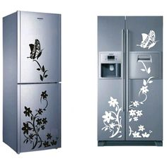 Butterfly Refrigerator Sticker //Price: $8.89 & FREE Shipping //     #housedecoration