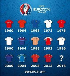 Francja, Grecja i dwa razy Hiszpania • Kto następny wygra Mistrzostwa Europy w piłce nożnej? • Kto wygra Euro 2016? • Zobacz więcej >> #euro #euro2016 #football #soccer #sports #pilkanozna