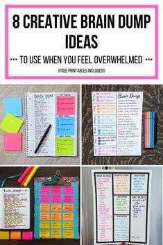 To Do Planner, Life Planner, Happy Planner, Blog Planner, 2015 Planner, Life Binder, Bullet Journal Ideas Pages, Bullet Journal Inspiration, Journal Prompts