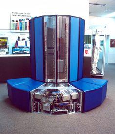 Cray Supercomputer (courtesy NSA Website)