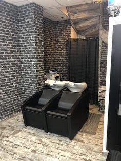 nouveau salon barber de Samuel Bayard à Juvignac