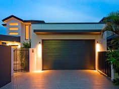 Photo of a tiles house exterior from real Australian home - House Facade photo 462353