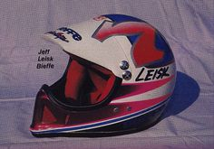 1988 Bieffe Helmet of Jeff Leisk | Flickr - Photo Sharing!