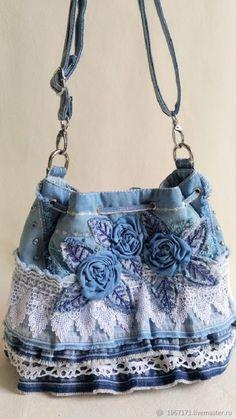 Handmade Handbag for women, denim, blue jeans handbag, catsLevi's denim purse with graffiti art patchesMuhammet Al's media analytics. Sacs Tote Bags, Denim Tote Bags, Denim Handbags, Denim Purse, Quilted Handbags, Purses And Handbags, Handmade Purses, Handmade Handbags, Denim Bags From Jeans
