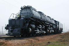 A maior locomotiva do mundo - Gigantes do Mundo