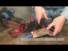 Knife Making Tools Part 10: Clamps