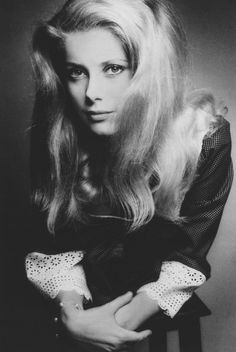 Catherine Deneuve, the epitome of the fantastic French woman