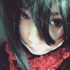 Mikasa #mikasaackerman #kawaii #mikasa #kawaiiness #kawaiimikasa #attackontitancosplay #attackontitan #mikasacosplay #cosplay #cosplaying #cosplayer #anime #animecosplay #aot #aotcosplay #snk #snkcosplay #doll #dollface #mikasawig #reallifemikasaackerman #adorable #cute