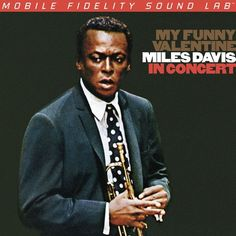 Miles Davis - My Funny Valentine on Numbered Limited Edition 180g LP from Mobile Fidelity