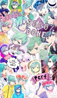 Omg Ai is my favorite from Quartet Night! (Made this myself)