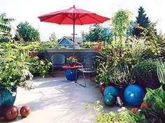 Outdoor roof - Sunset magazine