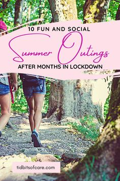 Getting out for the first time after months in lockdown? Have fun and be social with these summer outings ideas. Getting Out, Lifestyle Blog, First Time, Summer, Fun, Ideas, Summer Time, Thoughts, Hilarious