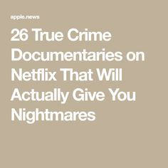 netflix movies Netflix's 2020 true-crime documentaries involve serial killers, violent sex crimes, and murders. Anyone with a true-crime obsession should watch them now. Best Documentaries On Netflix, Netflix Movies To Watch, Shows On Netflix, Netflix Series, Movies Worth Watching, Silent Film, Scary Movies, Serial Killers, True Crime